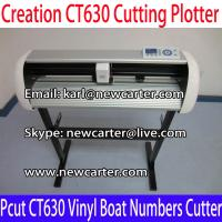 China Creation Cutting Plotter CT630 Vinyl Sign Cutter 24 Cutting Plotter CT630 Main Board Decal on sale