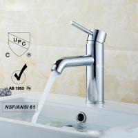 Mechanical Chrome Sink Faucets Without Purified Water Outlet Manufactures