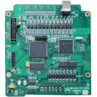 4 layers SMT PCB Assembly Service For Driver Control Board With HASL Manufactures
