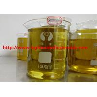 China Yellow Steroid Hormone Oils Sustanon 400mg/Ml For Muscle Gains on sale