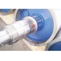 Rotary Calendar Industrial Heated Rollers For Sublimated Fabric Garment Sportswear Manufactures