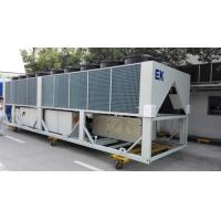 400 Tons Dual - Screw Air Cool Chiller Semi Hermelic Chiller Air Cooled Manufactures