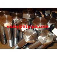 alloy400 Super Duplex Stainless Steel fasteners hex bolt&nut washer alloyK500 Manufactures