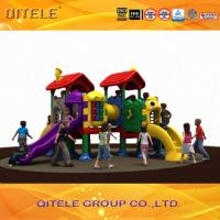 Water Proof Children Playground Equipment For Garden Eco Friendly Manufactures