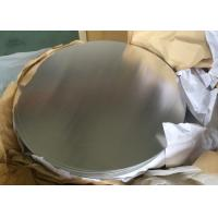0.5mm Alloy 1050 3003 Circular Aluminum Plate H14 Temper For Non Slip Cookware Manufactures
