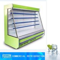 2m open commercial upright refrigerator used for sale display fridge Manufactures