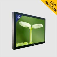 24 Inch TFT PIP Wall mount Professional CCTV LCD Monitor 1920*1080P Manufactures