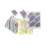 Buy cheap High Pure Oxygen Scavenger Packets , Oxygen Absorber CAS 7439-89-6 from wholesalers