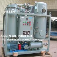 ASSEN TY High Quality Turbine Oil Purification Plant,Gas Turbine Oil Filtering System Machine Manufactures