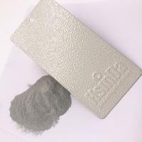 China Thermosetting Epoxy Polyester Hammertone Powder Coat coating for metal surface on sale