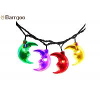 Moon Fairy Solar Christmas Tree String Lights, Color Changing LED Christmas Lights6M 30 LEDs Manufactures