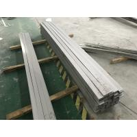 Material EN 1.4006 DIN X12Cr13 AISI 410 Heat Resistant Stainless Steel Flat Bars Manufactures