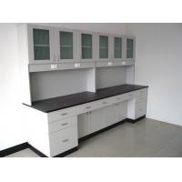 Acid Resistant Wooden Chemistry Lab Furniture C Frame With Drawer Manufactures