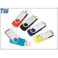 China Promotion Best Sale Twister Usb Flash Drive Free Logo Printing on sale