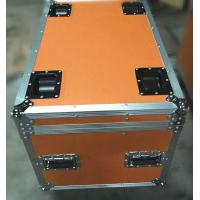 Aluminum Frame Rack Flight Case , Durable Storage Trunk Flight Case Manufactures