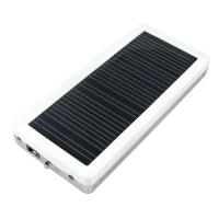 China The Fast Multifunction 1350mAh Emergency Solar Charger For Mobile IPhone And IPod Series on sale
