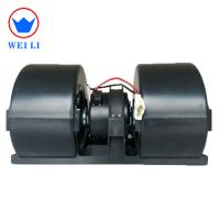Bus Air Conditioner Evaporator Blower Fan 3600±200rpm Speed 9A Current Manufactures
