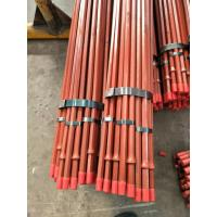 China H19 H22 H25 Carbide Tapered Drill Rod Taper Rock Rod With ISO9001 Standard on sale