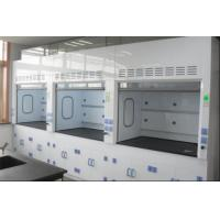 1500-3000 M3/H Laboratory Fume Hood For Inspection And Testing Center Manufactures