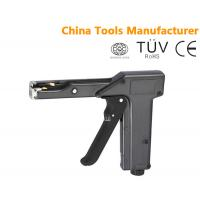 China Cable Tie gun,cable tie fasten tool for Stainless Steel Cable Tie/Nylon Cable Tie on sale