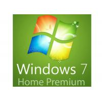 Microsoft Windows 7 Home Premium 32 & 64 BiT OEM by E-Mail All Languages Manufactures