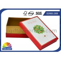 Rigid Small Paper Gift Box with Diamond for Candle / Soap Packaging , Customized Color Manufactures