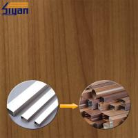 China Unique Style PVC Furniture Film For Wrapping , PVC Lamination Film on sale