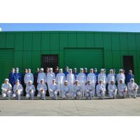 100% Modified Polyester HACCP Seafood Uniforms For Food Processing