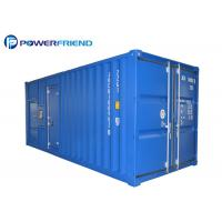 Buy cheap 1000KVA 800KW Container Type Perkins Diesel Power Generator for Mining Use from wholesalers