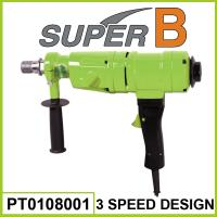 3 Speed 1500W concrete core drilling machine Manufactures