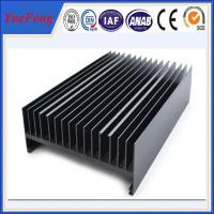 extruded aluminium radiator supplier, aluminium anodizing profiles manufacturer Manufactures