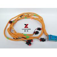 C6.4 Excavator Wiring Harness , 320D Caterpillar Engine Parts 296-4617 E320D Manufactures