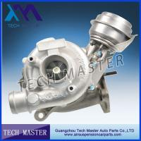 Audi GT1749V 454231 - 5007S Engine Turbocharger Manufactures
