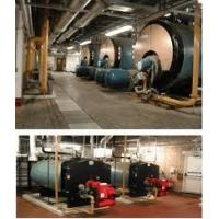 Buy cheap Natural circulation Start rapidly multiple chain protection gas oil Dual Fuel Boilers from wholesalers