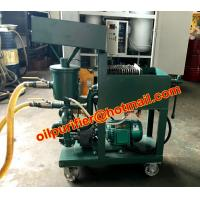 Portable Press Plate Oil Purifier for High Filtration Degree,waste oil filter machine, filtering equipment Manufactures