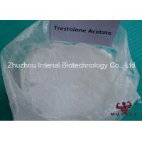 Androgenic Anabolic Muscle Building Prohormones Trestolone Acetate Powder For Bodybuilding Manufactures