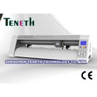 Work Offline Sticker Cut Plotter Machine with Wifi and Contour Cut Function 800mm/s Manufactures