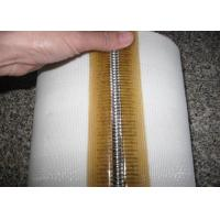 Sludge Dewatering Belt Filter Cloth PET Material Twill Style 120 Degree Heat Resistance Manufactures