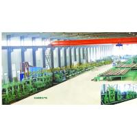 High Frequency Longitudinal Welded Tube Mill Line/ equipment Manufactures