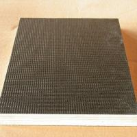 18mm black film faced plywood for construction Manufactures
