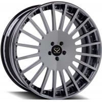 Buy cheap Red + Gloss Black 21inch Forged Wheels For Mercedes-BenzAMG S63 2-PC Forged from wholesalers