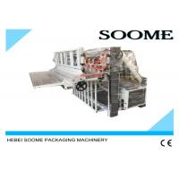 Small Stacking Automatic Corrugation Machine For Collecting Corrugated Box Manufactures
