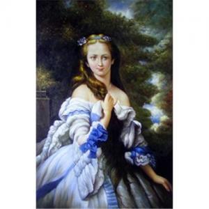 Handmade Oil Paintint - portrait Manufactures