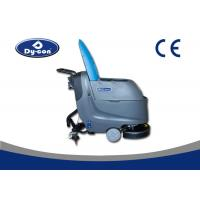 800mm Squeegee Unit Floor Scrubber Dryer Machine With Ametek Motor Walk Behind Manufactures