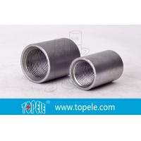 """1 / 2""""- 6"""" Electrical Galvanized Steel Rigid Conduit Coupling / IMC Conduit And Fittings Manufactures"""