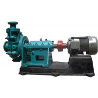 Large Capacity Elctric Pumping Sand Slurry , Portable Slurry Pump Easy Operation Manufactures
