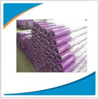 High impact hdpe pipe conveyor roller plastic idler roller Manufactures
