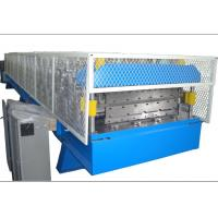 China Hydraul Automatic Double Layer Forming Machine With Single or Double Uncoiler on sale