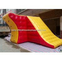 Buy cheap Customized Inflatable Water Games For Water Parks , Inflatable Blob Tower from wholesalers