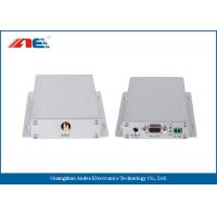 High Frequency Industrial RFID Reader , Single Channel Fixed RFID Reader With One Relay Manufactures